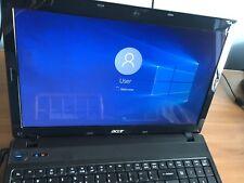 """Acer Aspire 5742Z Laptop 15.6"""" (4 GB DDR3; 500 GB; Intel Pentium P6200)"""