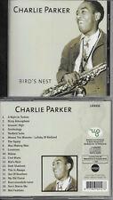 CD - CHARLIE PARKER : BIRD' S NEST ( SAXOPHONE ) / COMME NEUF - LIKE NEW
