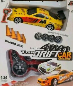 Remote Control Car High Speed RC Cars 2.4Ghz 1:20 Fast Racing Drifting Kids Toy