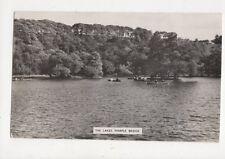 The Lakes Marple Bridge Vintage RP Postcard 729a
