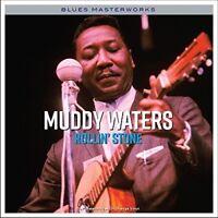 Muddy Waters - Rollin Stone [New Vinyl LP] Colored Vinyl, Orange, UK - Import