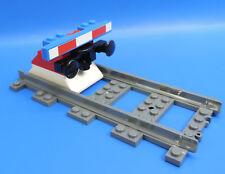 Lego Tren Nr.9 Parada de Búfer con Recto Vías 60052,60098, 60197,60198