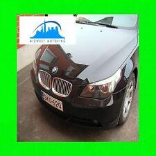 2004-2010 BMW E60 5 SERIES CHROME TRIM FOR GRILL GRILLE 5YR WARRANTY