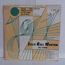 JELLY ROLL MORTON Panama ... J716