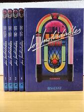 Los Inolvidables,Completa en 5 Tomos,Ed.Salvat 1993