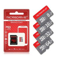 Top Quality Memory Card Micro SD 128GB 64GB 32GB 16GB SDXC SDHC Micro SD Card