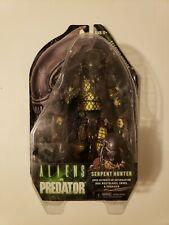 NECA Alien vs Predator serpent hunter predator avp 2017  ultamate aliens hunter