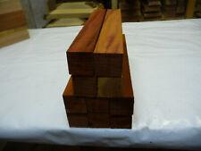 Drechseln Drechselholz Zwetschgenholz Kandeln 10 Stck 25 x 3 x 3 cm