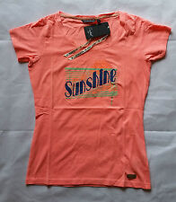 """Protest Clothing Ladies Pony T-Shirt - """"I've got sunshine on a cloudy day""""- BNWT"""
