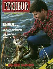Revue le pêcheur de France No 32 Décembre 1985