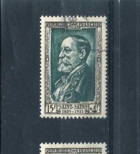 Timbre/Stamp - France -  N° 932  Oblitéré  - 1952 - TTB - Cote: + 8 €