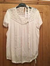 Bnwt Mama Licious mothercare Pretty Top Maternity Size Large pregnancy RRP £32