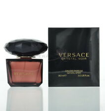Crystal Noir By Versace  Eau De Parfum 3 Oz  90 Ml Spray For Women.