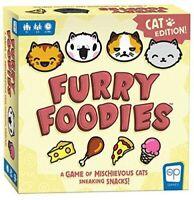 Furry Foodies [New ] Board Game