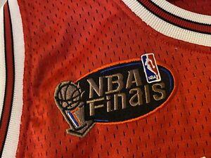 1998 Finals Dennis Rodman Chicago Bulls 91 Swingman Basketball Jersey Stitched #