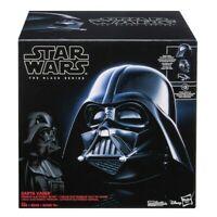 Hasbro Black Series Star Wars Darth Vader Electronic Replica Helmet