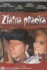 ZLATNA PRACKA DVD Ckalja Miodrag Petrovic Film Komedija Movie Srbija Lola Djukic