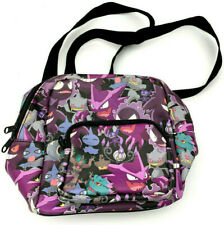Pokemon Ghost Type Mini Backpack Bag Gastly Haunter Gengar Loungefly Rare 2017