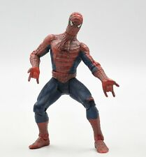 ToyBiz - Spider-Man The Movie - Leaping Spider-Man Action Figure