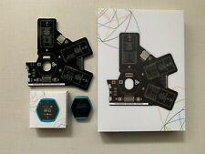 MikroElektronika Hexiwear Wearable Ble & IoT Docking Station Development Kit