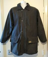 COUNTRY STILE CLOTHING Waxed Cotton Coat... Size Small