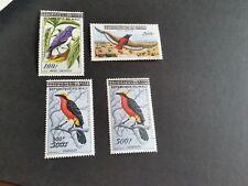 MALI 1960 SG 17-20 BIRDS MH  (F)