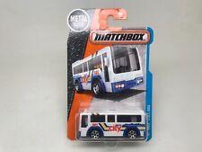 MATCHBOX----CITY BUS-----MBX CBT 801-2015-SEALED ON CARD 22/125