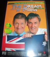 Roy & Hg The Dream In Athens 2004 Greek Olympics Highlight (Aust Reg 4) DVD