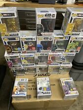 $50 Funko Pop Mystery lot  Chase And Exclusive Pops Only.