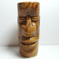 Vintage Kahiki Supper Club Tiki Mug Columbus Ohio Cocktail Bar Lounge 6 3/4""
