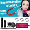 Waterproof Phoera 3D Eye Lashes Magnetic Liquid Eyeliner Gel False Eyelashes Kit