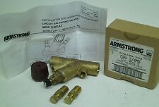 """NEW!  CBV-3/4"""" Armstrong Pumps Circuit Balancing Valve Female Solder Style KB"""