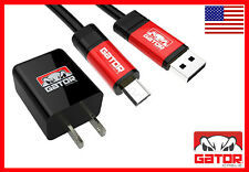 Micro USB Cable Home Wall Charger SYNC Data Samsung S3 S4 S6 S7 HTC LG Android
