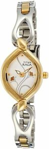 Titan Raga Women's Bracelet Watch Quartz, Water Resistant NJ2455BM01