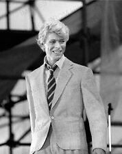 8x10 Print David Bowie 1982 #68