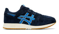 Asics Lyte Speed Trainers Suede Leather Midnight Directoire Blue Gum Gel III