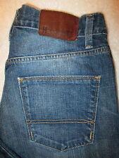 Tommy Hilfiger Premium Custom Straight Leg Mens Blue Jeans Size 30 x 30 Mint