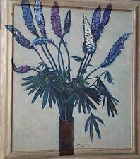 Rosenow Hannes *1925 Ratibor (jetzt Polen) Ecole des Beaux Arts Paris LUPINEN