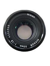 Nikon Nikkor 50mm 1.8 Ai-S