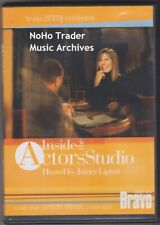 FYC DVD BARBRA STREISAND INTERVIEW PROMO INSIDE THE ACTORS STUDIO JAMES LIPTON