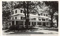 C63/ Stamford New York NY Real Photo RPPC Postcard c1950 Cold Spring Farm Inn
