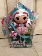 Lalaloopsy Suzette La Sweet Full Size Doll MIB Retired Rare Collector's Edition