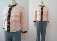 Pink Lightweight Puffer Jacket Jumper Small  Buy 3 + items for FREE Postage