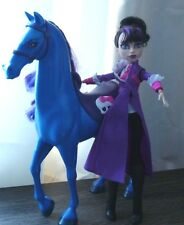 Monster High Doll Miss Bloodgood Headless Headmistress & Nightmare the Horse