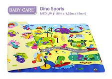 Spielmatte - Kinderspielmatte - BABY CARE - Dino Sports - Playmat - Mat - Medium
