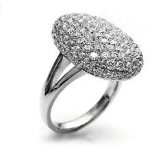 US Seller Silver Ring Rhinestone Bling Stone Twilight