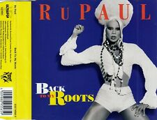 RU PAUL : BACK TO MY ROOTS/ CD