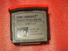 Nintendo 64 Expansion Pak Pack Original Tested Working N64