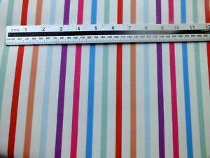 stretch crepe jersey,  multicolored stripe