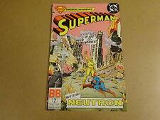 COMIC BALDAKIJN DC / SUPERMAN N° 7